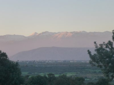 Lefka Ori Mountains
